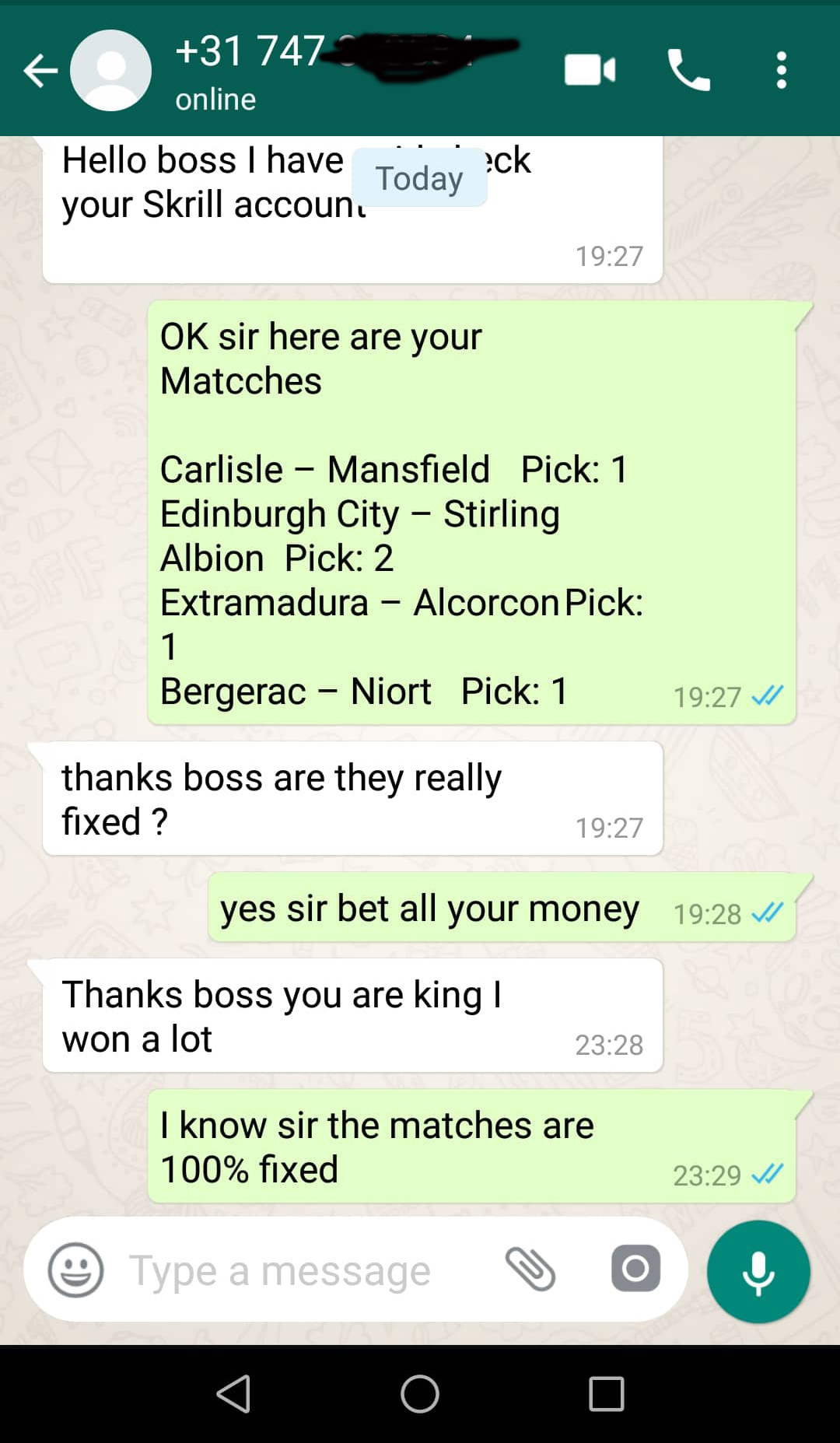 bwin fixed matches tickets result