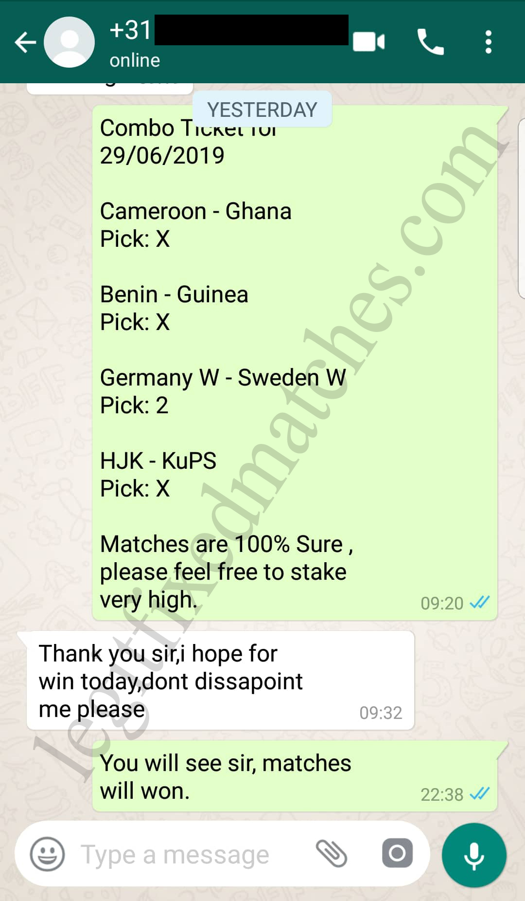 Soccer prediction tips 100%