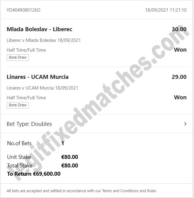 sure soccer betting tips 100% today