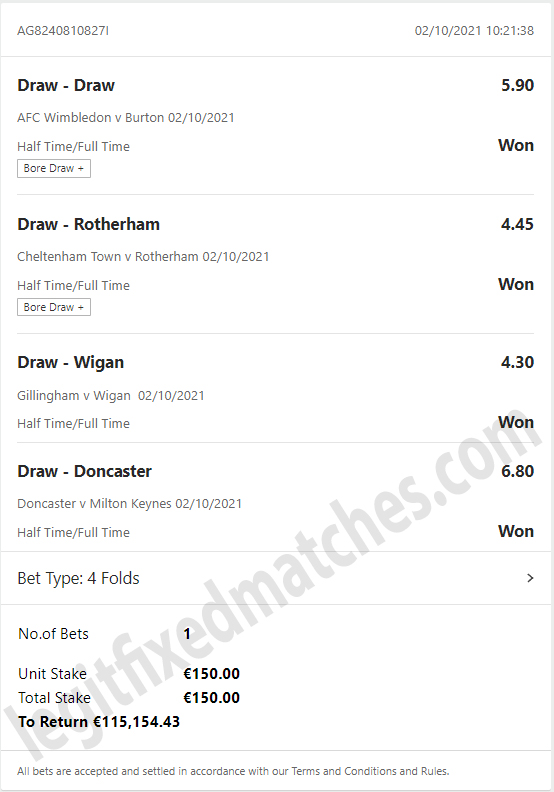 safe today vip ticket 100%
